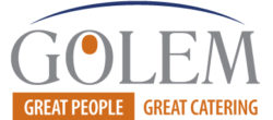Golem logo s great people great catering
